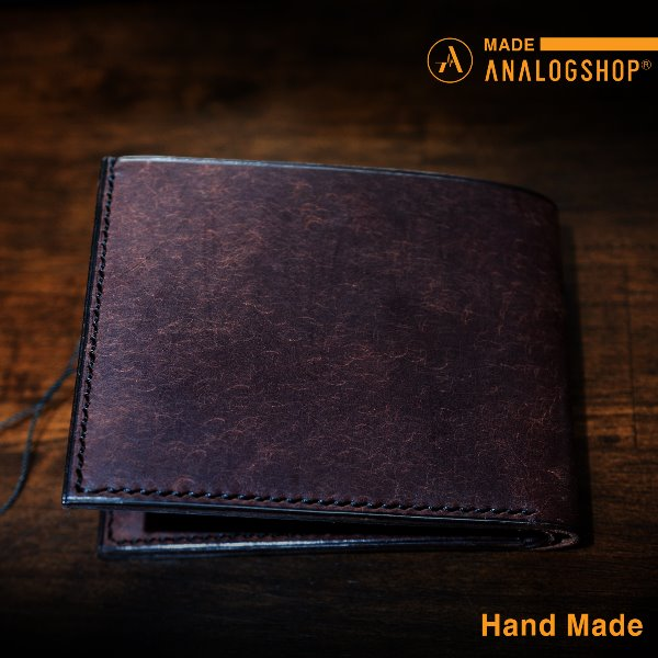 Leather Short Wallet No.1